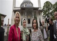 """""""حظر مآذن المساجد والنقاب أولوياتنا"""".. حزب ألماني: أسلمة ألمانيا تمثل"""