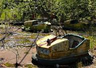 """بالصور.. تشيرنوبل ..أخطر مكان في العالم يتحول لـ """"وجهة سياحية"""""""
