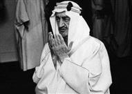 صور نادرة لزيارة الملك فيصل للمسجد الأقصى