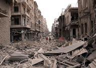 مقتل العشرات في غارات جوية جديدة على حلب