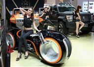 هامر الصينية ومرسيدس فئة E إبداعت معرض السيارات الأكبر في العالم