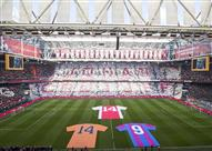 """برشلونة يطلق اسم """"يوهان كرويف"""" على ملعبه"""