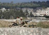 إصابة ضابط ومجند شرطة برصاص مهربين في اشتباكات على حدود إسرائيل