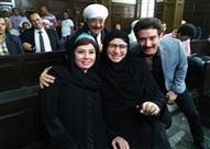 """بالصور- رانيا فريد شوقي تواجه عبلة كامل بالمحكمة في """"سلسال الدم"""""""