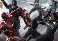 رف السينما - كيف انتصر كابتن أمريكا على باتمان وسوبرمان في (الحرب