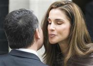 بعيدًا عن السياسة.. لحظات رومانسية بين قادة الشرق وزوجاتهم