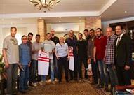 سلة الزمالك- التعاقد مع 7  لاعبين بينهم نجم الأهلي