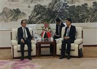 الشركة الصينية للاتصالات تبحث الاستثمار في كابلات الفايبر والبنية