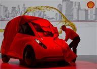 """بالفيديو.. تعرف على مميزات سيارة """"شيل"""" الصغيرة صديقة البيئة"""