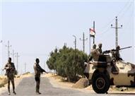 مسلحون يهاجمون سيارة إسعاف أثناء نقل مجندين مصابين بالشيخ زويد