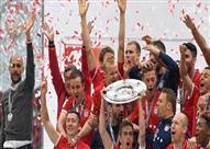 بايرن ميونخ يجدد عقد لاعبه لمدة عامين