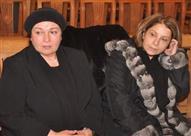 صورة نادرة تعكس شقاوة بوسي ونورا