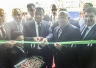 رئيس البريد ومحافظ بورسعيد يفتتحان مكتب الأمين والروس