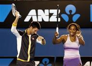 تصنيف التنس- ديوكوفيتش في الصدارة وسيرينا تتطلع لرقم شتيفي جراف