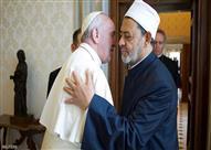 """شيخ الأزهر في الفاتيكان.. زيارة تاريخية و""""تلطيف"""" لأزمة ريجيني"""