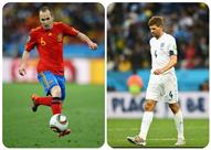 """(إنجلترا Vs إسبانيا) كيف استفادا من نجوم """"الليجا والبريميرليج""""؟"""