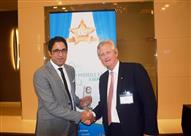شاب مصري يتأهل للمنافسة على جائزة أفضل ابتكار في العالم