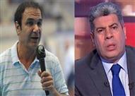 """بالفيديو- شوبير يفتح النار على المعلق أحمد الطيب: """"أنا فاض بيّ"""""""