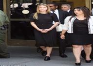 صور- محكمة أمريكية تأمر جوني ديب الابتعاد عن زوجته ١٠٠ متر
