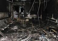 السيطرة على حريق بالعناية المركزة لمستشفى أم المصريين