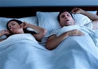 هل زوجك يعاني من الشخير؟.. إليك الحل