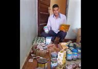 ضبط أغذية فاسدة في حملة مكبرة بالوادي الجديد