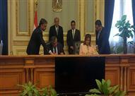 مصر توقع اتفاقية قرض كويتي لتمويل 5 محطات لتحلية المياه في جنوب سيناء