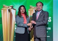 وزارة الاتصالات تفوز بجائزه القمة العالمية لمجتمع المعلومات 2016