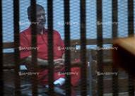 وصول مرسي لأكاديمية الشرطة لسماع الحكم في