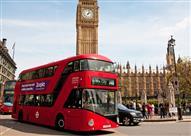"""بالصور.. """"سبحان الله"""" و""""الله أكبر"""" على الحافلات البريطانية!"""