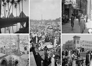 شاهد.. صور مذهلة تنشر لأول مرة للقاهرة قبل 100 عام
