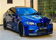 تعرف على أقوى سيارة BMW في تونس بمحرك 740 حصان
