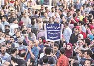 لحظة النطق بالحكم ببطلان تسليم تيران وصنافير للسعودية