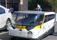 طلاب سويسريون يطورون سيارة كهربائية تصل سرعتها 100 كم /ساعة في أقل