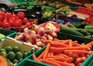 أسعار الخضر والفاكهة والأسماك في اليوم الـ 18 من رمضان 2016