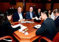 مجموعة صينية تعرض على مصر تنفيذ 4 مشروعات باستثمارات مليار دولار