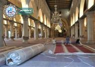 هل يجوز فرش مسجد بزكاة مالي؟