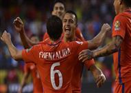 بالفيديو- في أطول مباراة بكوبا أمريكا.. تشيلي تهزم كولومبيا بهدفين