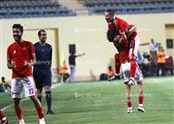 بالصور- الأهلي يحسم لقب الدوري بثنائية مثيرة في شباك الإسماعيلي