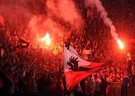 """الأولتراس يدعو جماهير الأهلي للاحتفال بالدوري في الجزيرة:""""محدش ينسى"""
