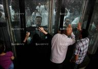 """تأجيل محاكمة 213 متهمًا بقضية """"أنصار بيت المقدس"""" لـ 6 أغسطس"""