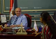 """القائم بأعمال رئيس جامعة عين شمس: """"قانون الخدمة المدنية أكثر عدلًا"""