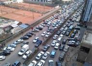 """مرور الجيزة: وداعًا لـ""""كلبشة السيارات"""" بشارع فيصل"""