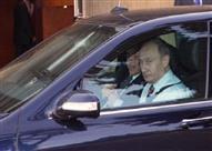 تسريب صور جديدة لسيارة فلاديمير بوتين القادمة
