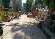 مرور الجيزة: بدء أعمال الحفر بالمرحلة الثانية لنفق النهضة