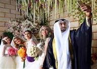 أول رد فعل لزوجة الكويتي المتزوج من 4 فتيات - فيديو