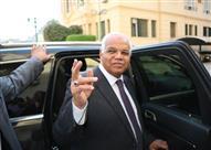 وزير النقل يتفقد أعمال إنشاء الطريق الدائري الإقليمي
