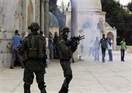 تجدد الاعتداءات الإسرائيلية للأقصى ومنع من هم دون الـ30 عاما من دخوله