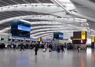 إخلاء طائرة ركاب أمريكية في مطار هيثرو بسبب مشكلة تقنية