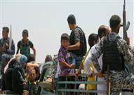 صنداي تلجراف: لاجئو الفلوجة عالقين في مخيمات وسط الصحراء